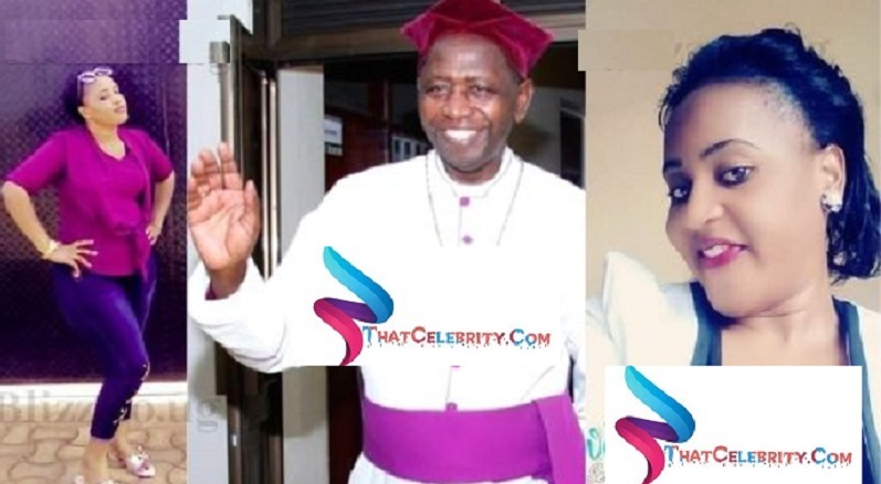 PHOTOS: Here's the Married Woman Whose Pussy Was Chewed by Archbishop Stanley