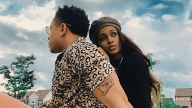 'The answer is YES!' – Power star Rotimi proposes to Vanessa Mdee