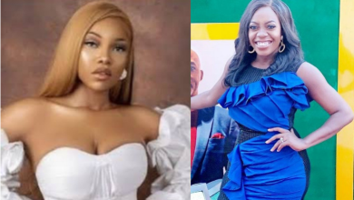 Shade Ladipo throws shade at Tacha for making a big deal out of Nicki Minaj following her