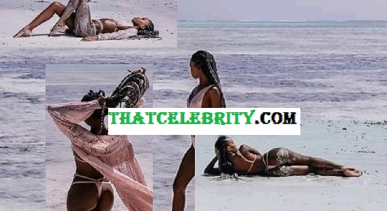 Sheila Gashumba Shows Off Wet Vagina as she Releases Same nude Pics to Feed her New Boyfriend on Birthday