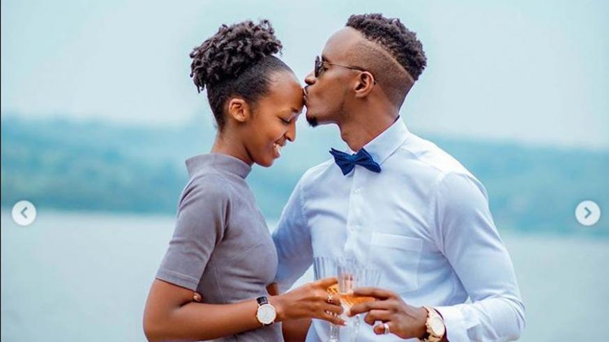 Which Rwandan stars will tie the knot in 2021