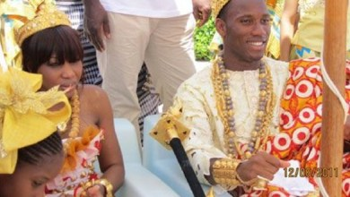 Why Didier Drogba has separated from wife Lalla Diakate after 20 years of marriage