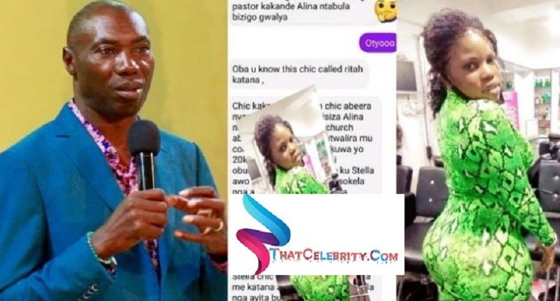 Pastor Samuel 's Dirty Secrets LEAK, Having Bonking Sessions with female church members (photos)
