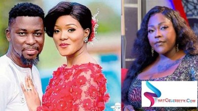 A Plus is broke; his wife is stranded in the UK and begs for money- Mona Gucci