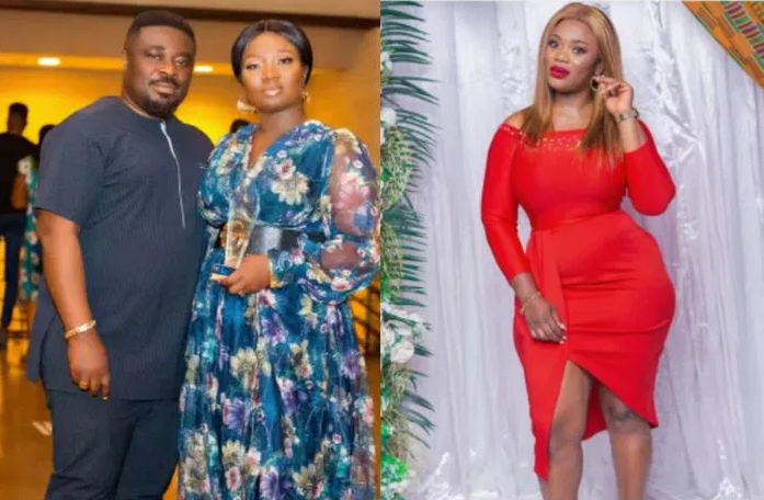 Akua GMB Under Fire As Stacy Amoateng's Husband Vows To Reveals All her Dirty Secrets
