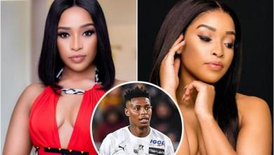 Bongani Zungu cheats on Cindy Mahlangu