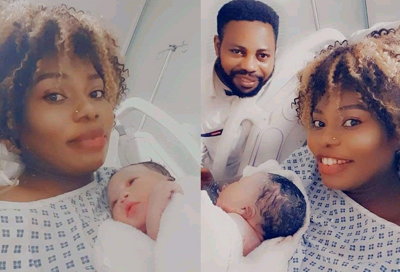 Facebook Rumour Monger Ritah Kaggwa Gives Birth to Another Baby Girl 10 Months After the First One