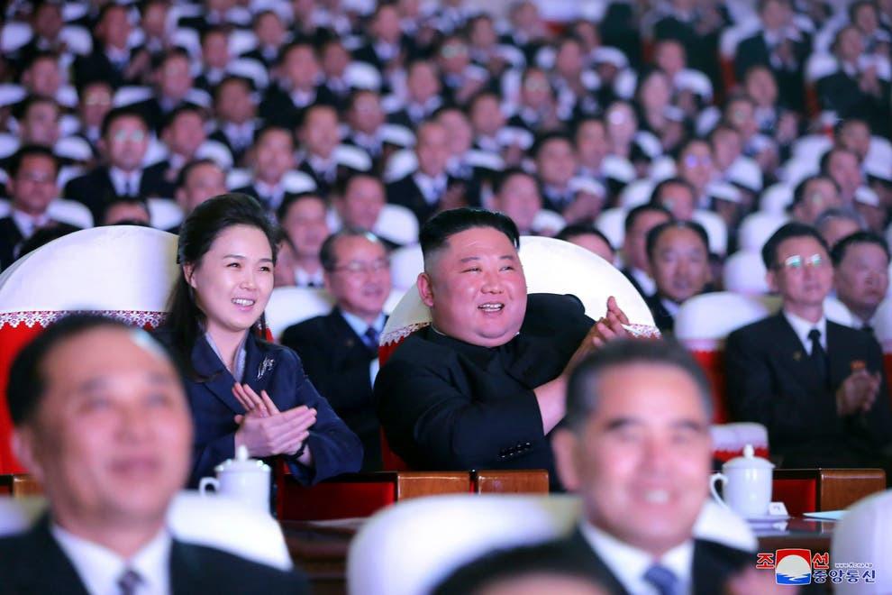 Kim Jong-un's wife