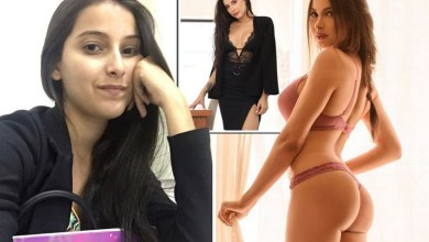'Law gives me security but influencing brings me passion' - Model explains why she left law career to become a 'sexy' Instagram infuencer