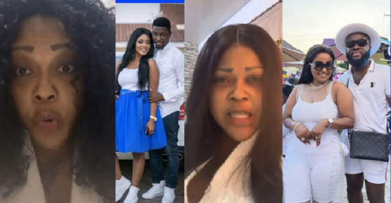 McBrown's husband impregnated his wife's close friend - Mona Gucci
