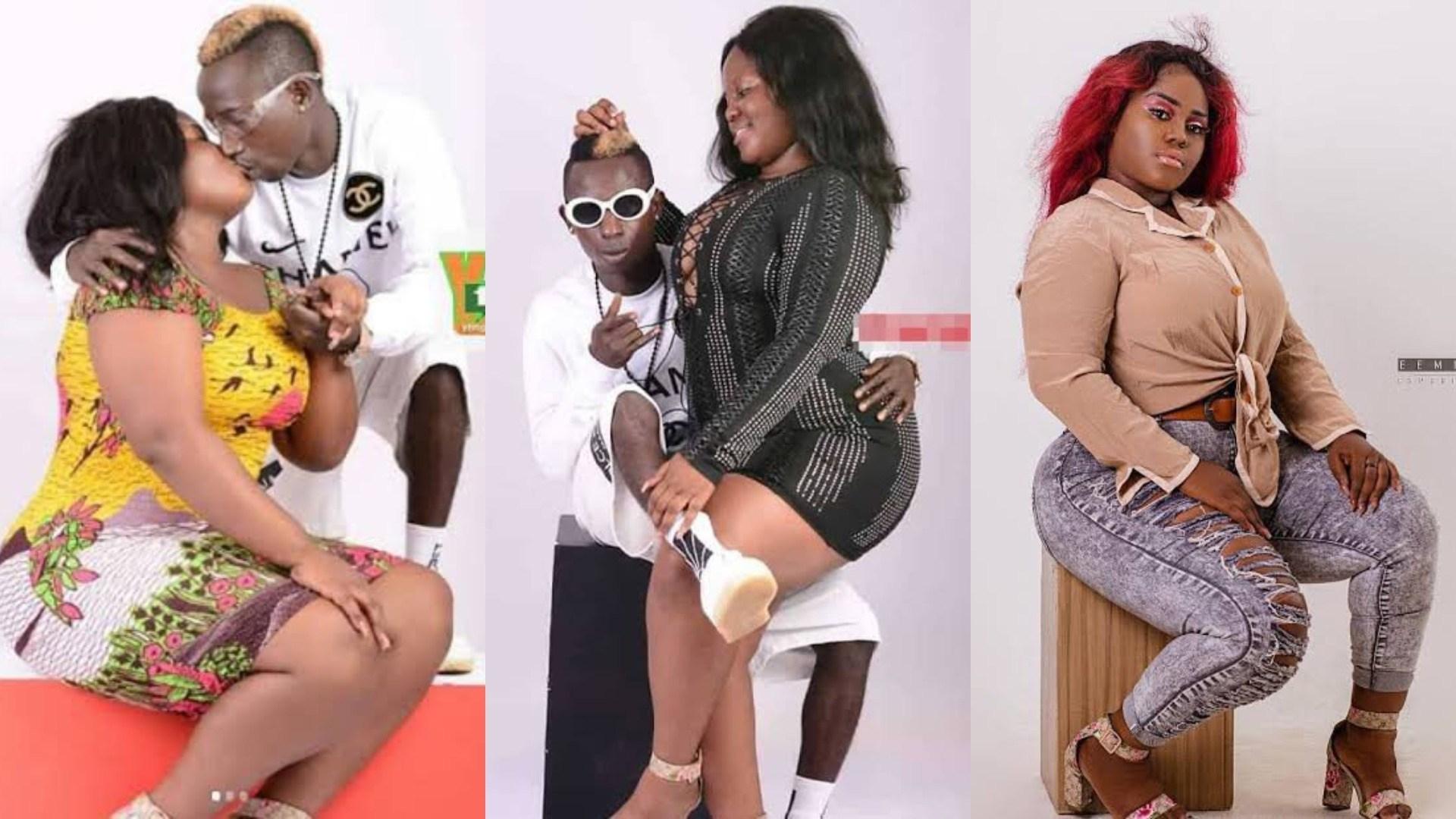 Ghanaian artiste rape Patapaa's Ex-Girlfriend in the name of a passport