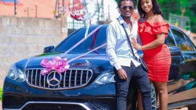 Diana Marua gifts hubby Kevin Bahati with a brand new Benz on Valentine
