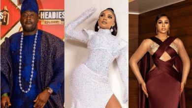 Desmond Elliott, Laycon, Iyabo Ojo, Lilian Afegbai, others at 14th Headies award (photos)