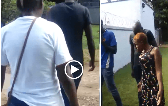 Man in trouble after chopping ashawo for free