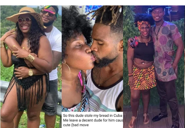 Woman release 20 photos of different men she has slept with in her life