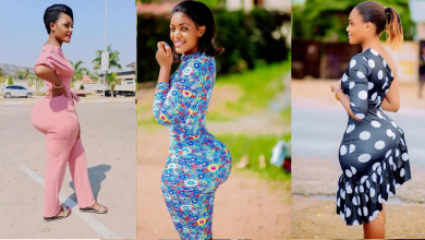 When God gives you almost everything – Look at this pretty woman with a body like that of a Bugatti (Photos)