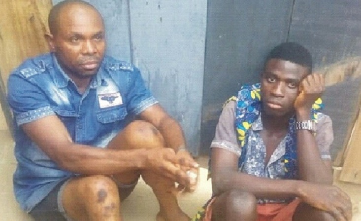 18 year old boy caught having sex with 42 year old man