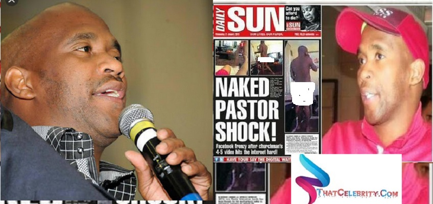 Pastor turns to alcohol after leaked nude