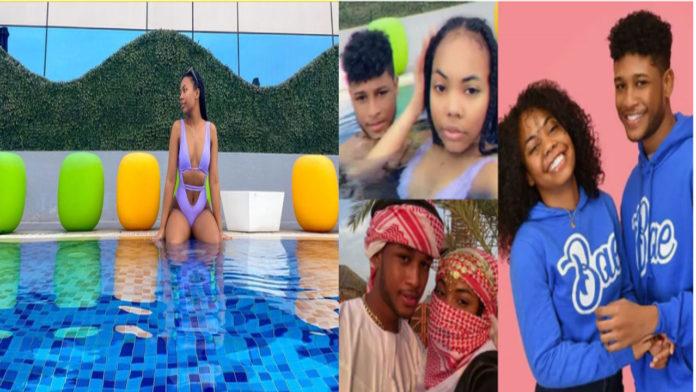 Rahim Banda's 19-year-old girlfriend goes raw in a new Bikini PHOTO