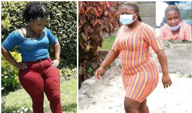 Precious Teya accused of sleeping with a 13year old guy demands boy's birth certificate