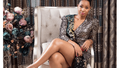""" My Ghanaian Mother-In-Law Was The Best""- Pokello Nare Praises Elikem's Mother"