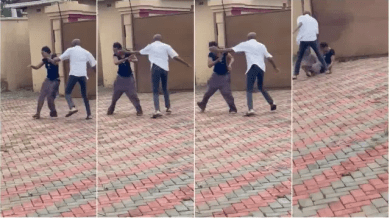 ZB Bank CEO takes break from work after video showed him beating wife