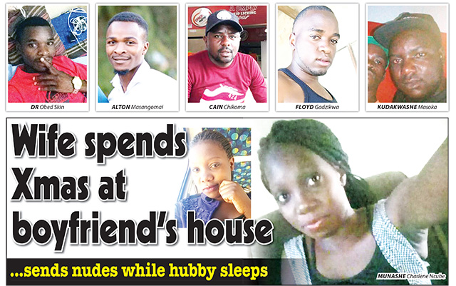 Woman Caught Cheating With 15 Men, sends photos while husband sleeps. Photos