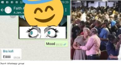 Drama as Church elder mistakenly post sex tape in church Whatsapp group