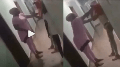 Mother Humiliates Daughter After Finding Her With Man In Lodge