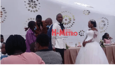 Prophet's son humiliated at his wedding as his Estranged Wife Jacqueline Undressed Him