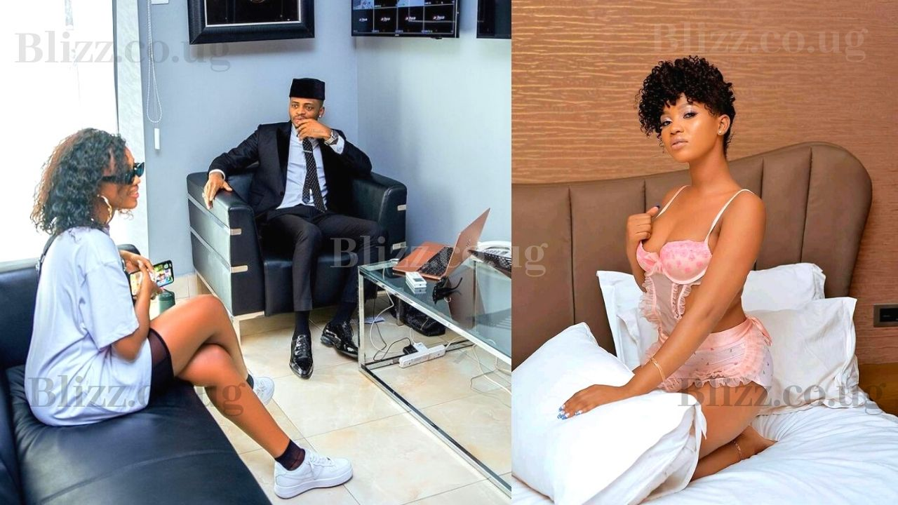 Spice Diana Spends a Very Cozy Night at Diamond Platnumz's House, Fans Worried She was Smashed