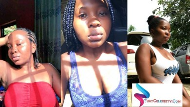 Twitter Influencer, Akua Saucy Breaks Down In Tears After Her Nude Video And Photos Got Leaked By A Guy