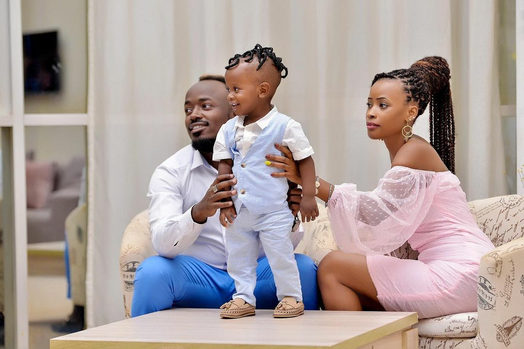 Ykee Benda Reportedly Breaks Up with His Baby Mama Julie Batenga Again