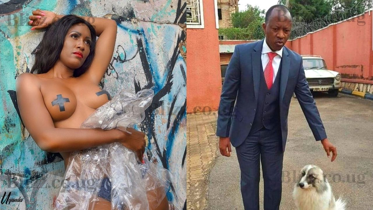 Doreen Kabarebe Speaks Out About Being Chewed by Frank Gashumba