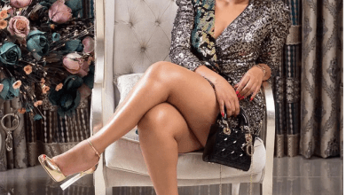 Pokello's $30k-Plus Hermes Birkin Bag Gifted By His Son Is Fake, Social Media Says