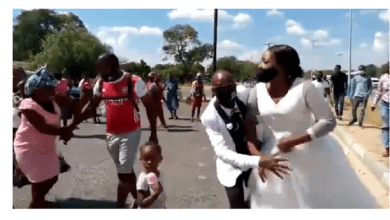 Baby Mama Attacks Bride During Secret Wedding