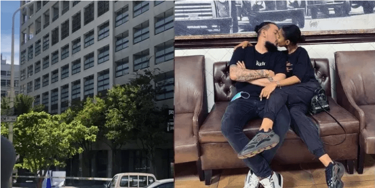 AKA was nursing wounds and bruises when Nelli Tembe jumped naked , Drama as AKA demands his expensive Rolex gift back from Nelli Tembe's family