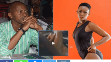 Model Doreen Kabareebe discusses Frank Gashumba's bedroom