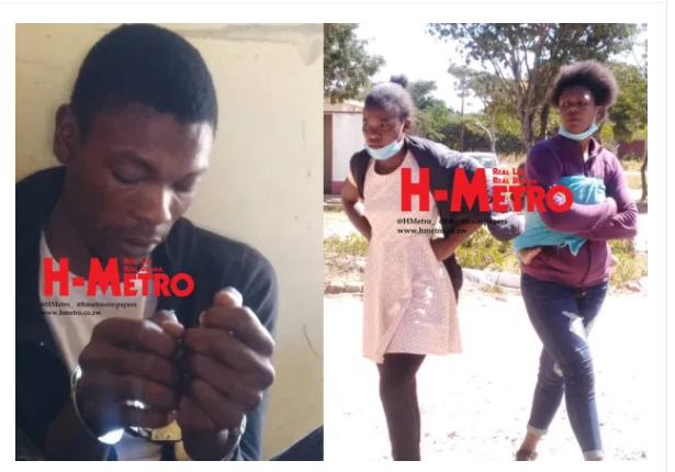Drama as 25-year-old man fight with his 2 wives after taking all property to 3rd wife