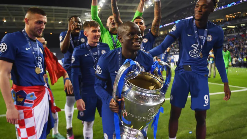 Chelsea beat Man City 1 – 0 to win the UEFA Champions League trophy