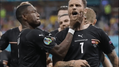 Update: Marko Arnautovic banned for one match for insulting another player in Austria's win over North Macedonia