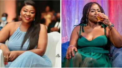 What behavior is this? 3 Kids with 3 Different Men – Netizens Rebuke Actress Portia Asare For Marrying Again