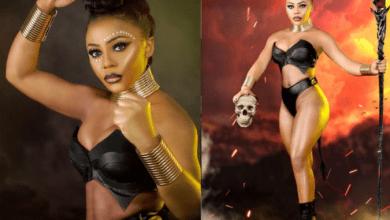 Reality star, Ifuennada celebrates birthday with stylish photos
