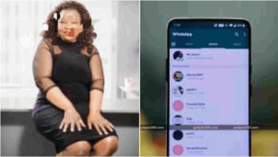 Headmistress accidentally shares own nude video on whatsapp status