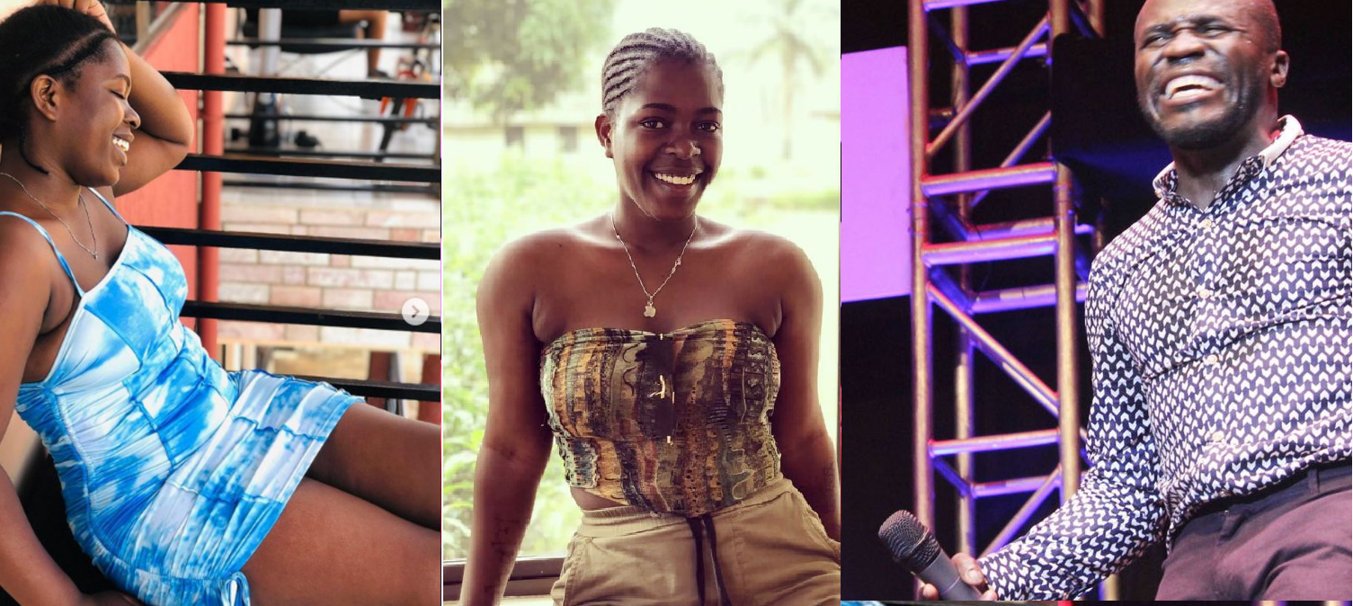 Slay Queen Nanteza Goes On Bended Knees As She Publicly Asks For Forgiveness after chopping two celebrities