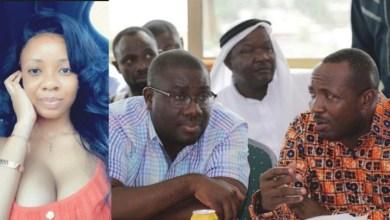 Abena Korkor Drops Evidence Of How Serwaa Amihere Sleeps With Sammy Awuku And John Boadu