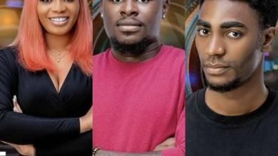 #BBNaija Shine Ya Eye: Yerins, Niyi and Beatrice have been evicted