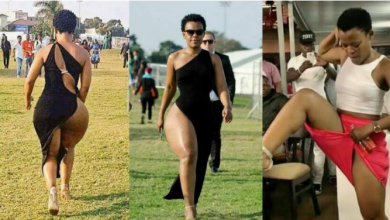 No underwear star Zodwa Wabantu out on bail after curfew violation , claims police wanted bribe