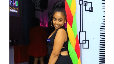 Every man at Lounge 254 wishes to be served by this hot waitress