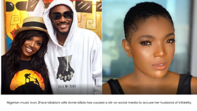 Controversial blogger threatens to expose Annie Idibia's dirty secret